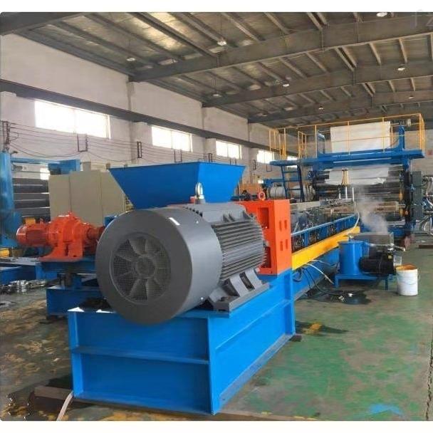 预制式橡胶跑道生产设备 橡胶卷材设备
